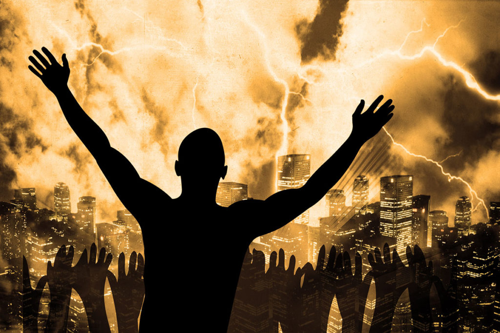 revelations end of days rule of civility black lives matter covid 19 2020 blm protests